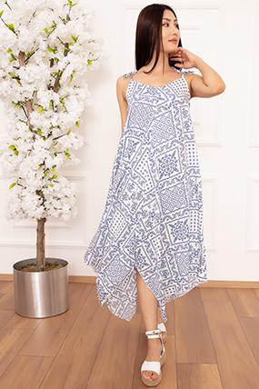 Bayan Askılı Dokuma Salaş DKS09 Elbise-20Y69022H16