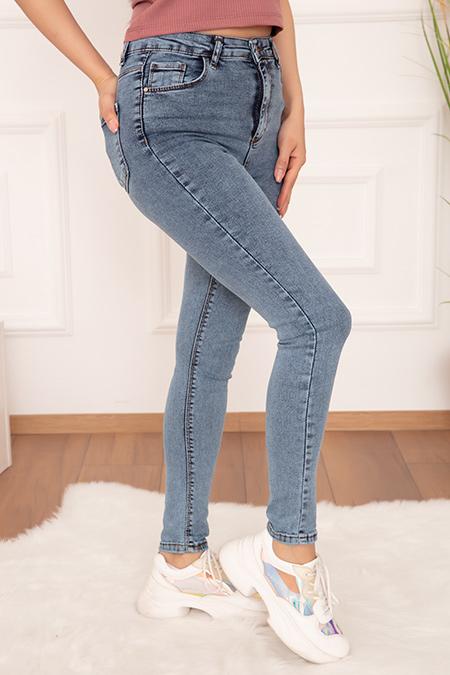 Bayan Dar Paça 003 Kot Pantolon-20Y60003U10